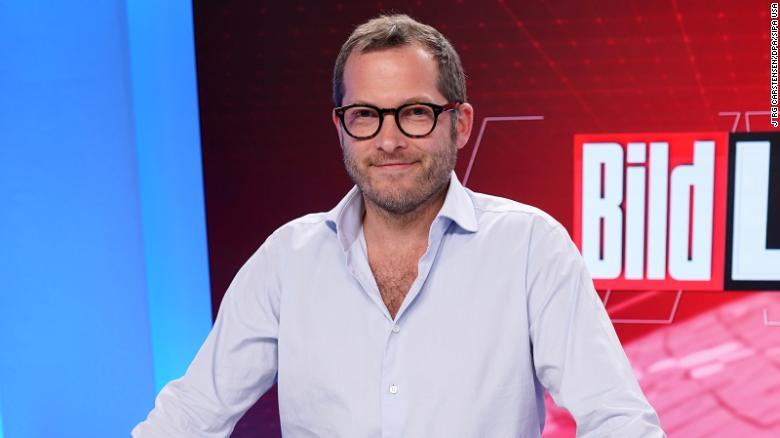 German media group fires BILD editor after damning press reports