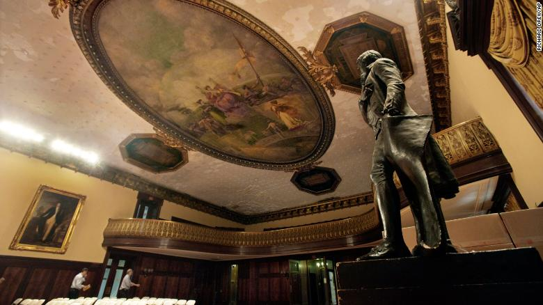 New York City to remove Thomas Jefferson statue from legislative chamber by year's end
