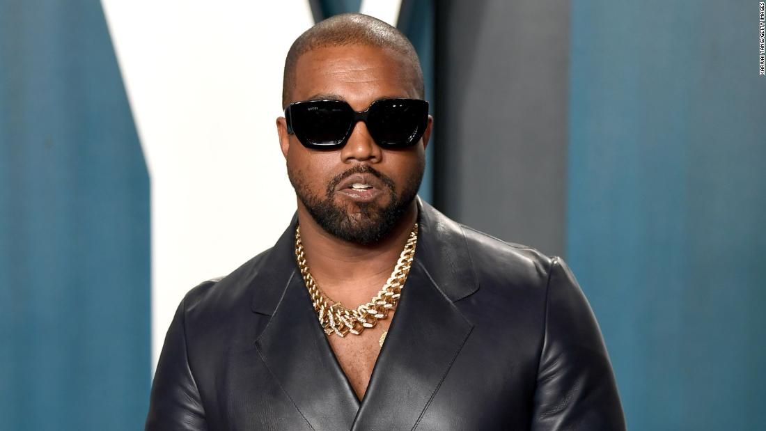 Forget Kanye West. He's now officially just Ye