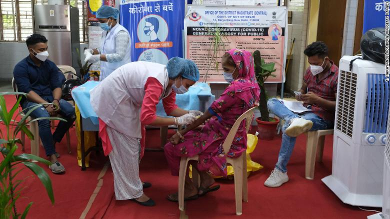 India delivers 1 billion Covid vaccines, but millions are yet to receive a single dose