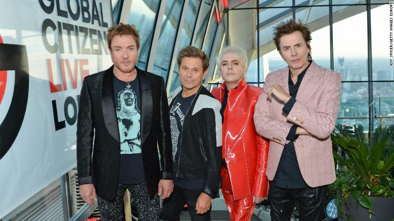 Duran Duran drop their 15th album, four decades after making their debut