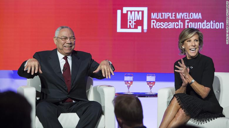 Colin Powell showed that even the bravest are vulnerable