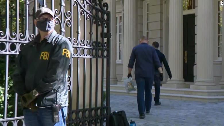 FBI at Washington home of Russian oligarch Oleg Deripaska