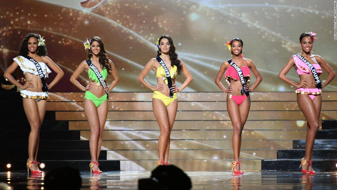 Miss France pageant faces lawsuit for requiring all contestants to be at least 5-foot-5, unmarried and child-free