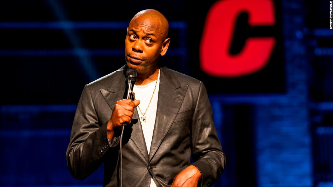 Dave Chappelle insulted another audience no one mentions