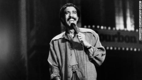 Richard Pryor has spoken openly about his bisexuality to his friends.  During a notorious public performance, he confided in an audience about his attraction to men.