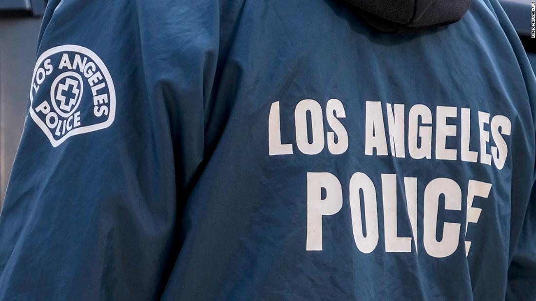 More than a quarter of LAPD and LAFD's sworn workforce remain unvaccinated ahead of city's vaccine deadline