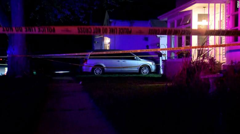 Shooting leaves 3 dead and 2 others in critical condition in Kenosha, Wisconsin, police say