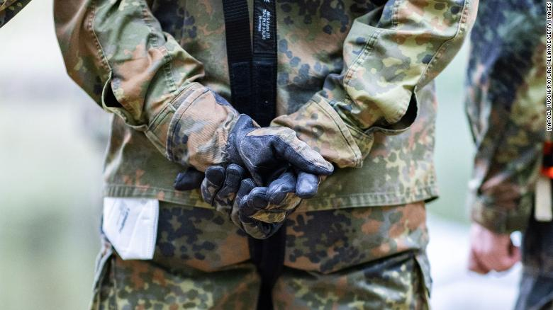 Ex-German soldiers arrested for trying to create paramilitary unit to fight in Yemen