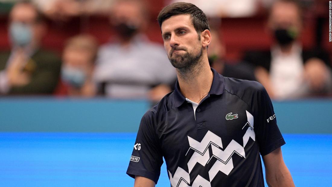 Djokovic given a vaccination ultimatum