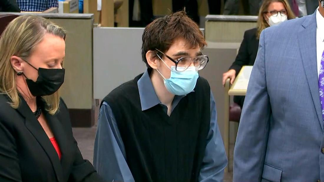 Nikolas Cruz pleads guilty to murder charges and apologizes for Parkland high school massacre