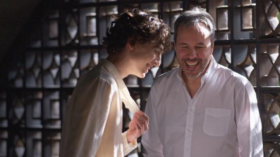 Image for Denis Villeneuve: Making 'Dune' for the boy within