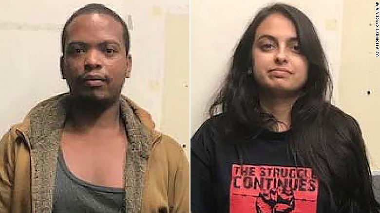 Brooklyn lawyers plead guilty to a charge in Molotov cocktail case tied to George Floyd protest