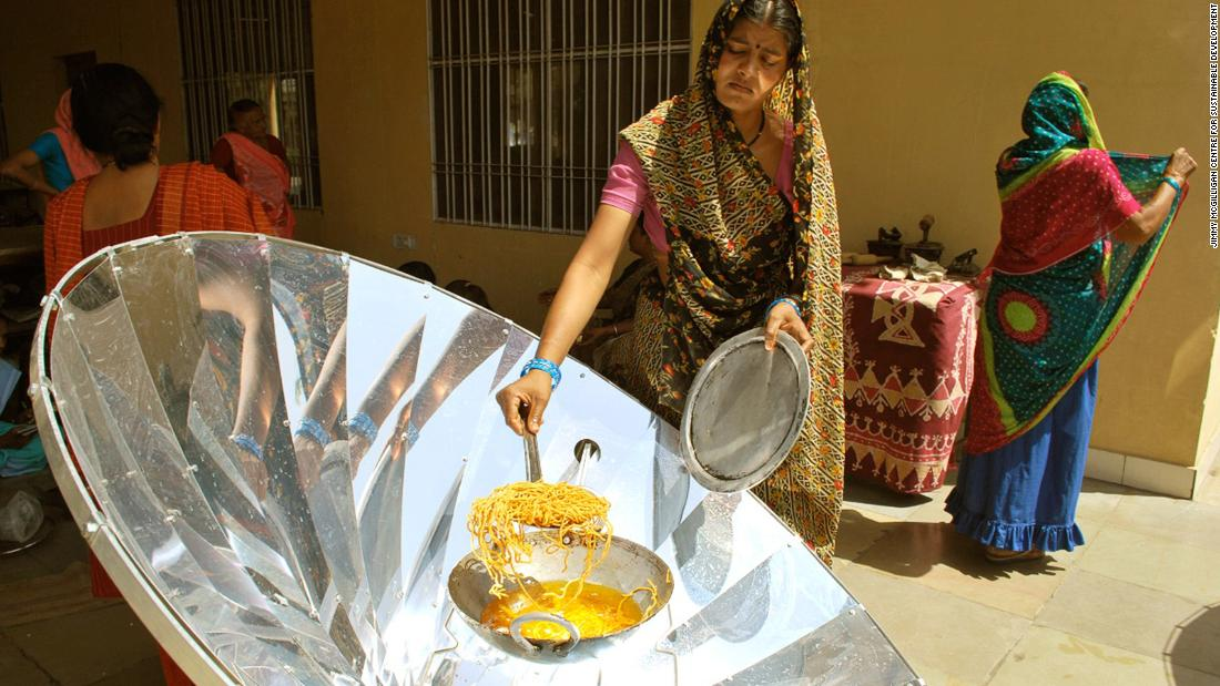 'Whole forests will be saved': Is solar cooking more than just a flash in the pan?