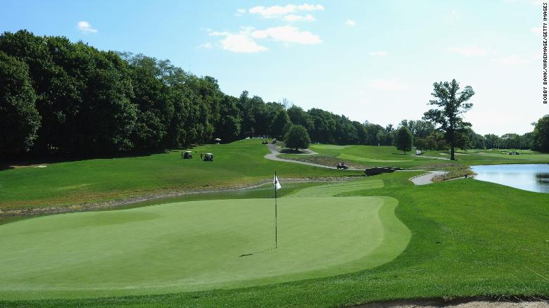 Westchester County district attorney's office investigating Trump Organization golf course property taxes