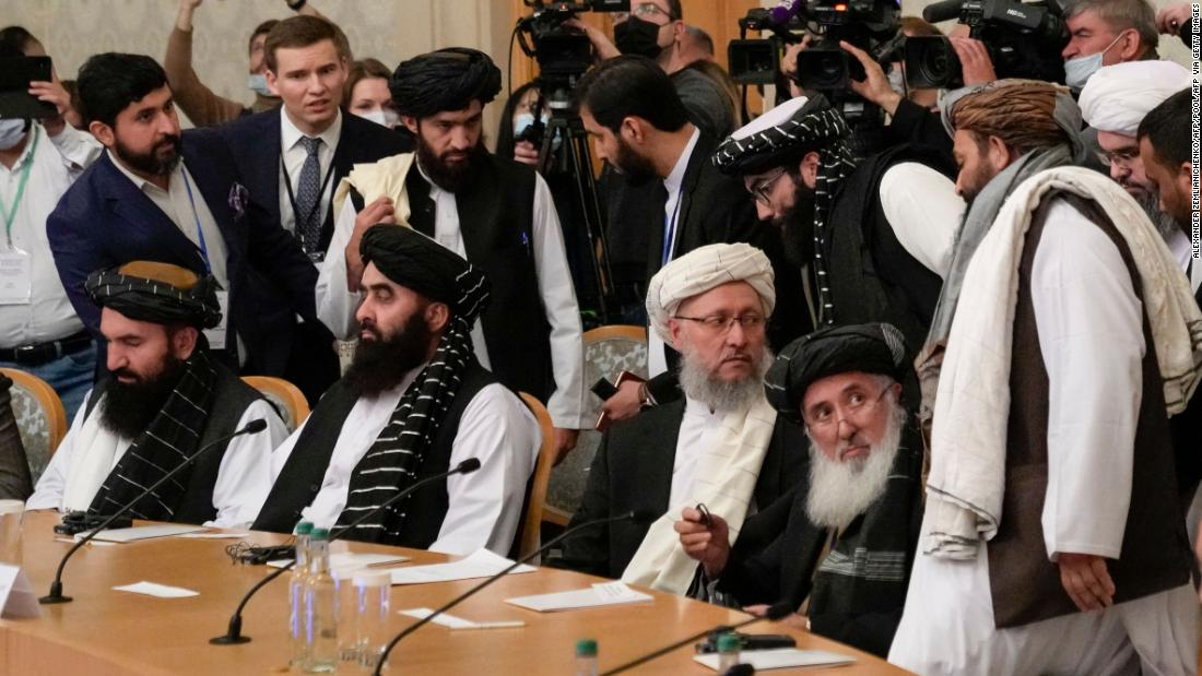 Taliban wins backing for aid, with regional powers saying US and allies should pay