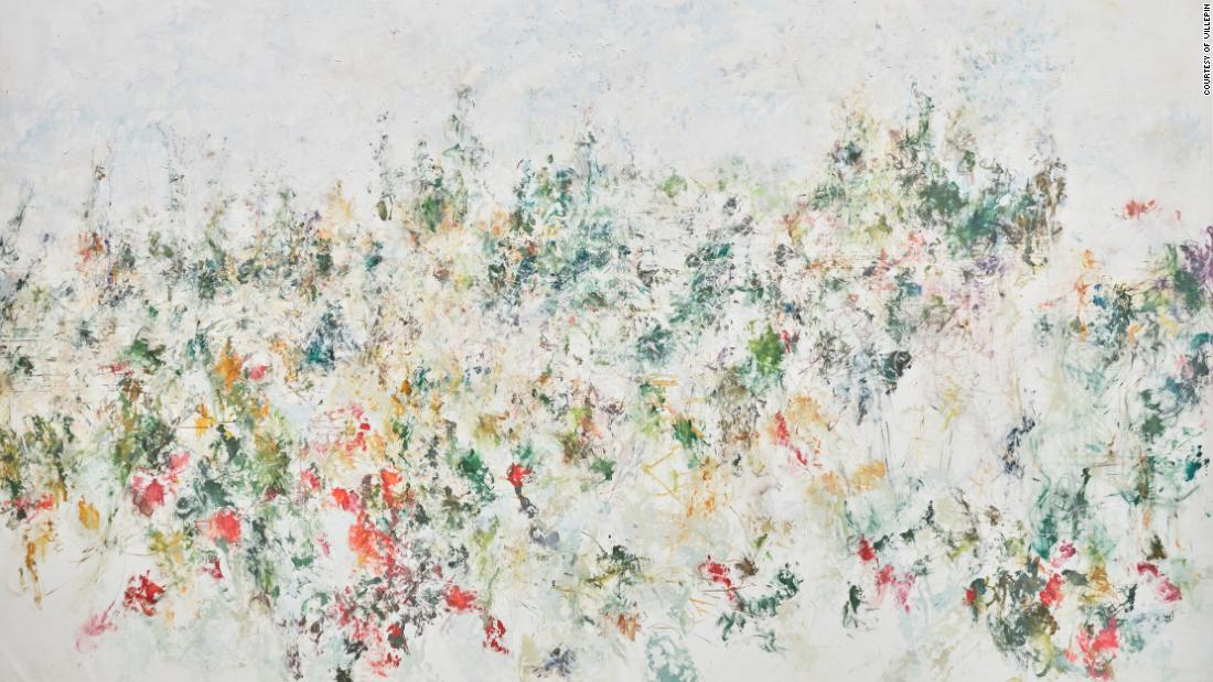 An artist spent three decades on a single painting. Here's the result