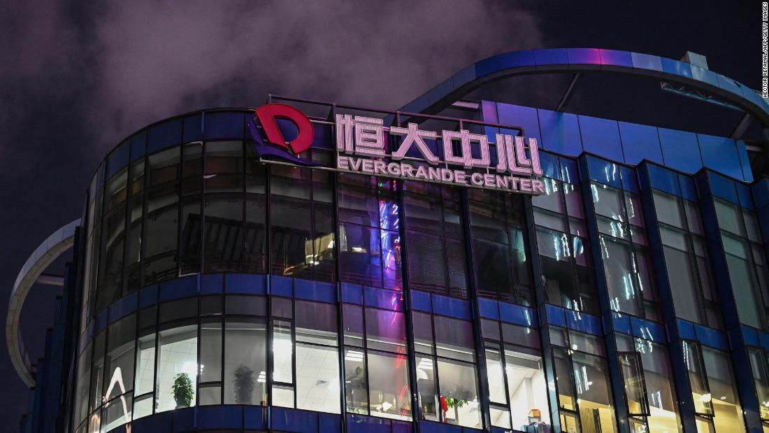 Evergrande says a $2.6 billion sale has collapsed as it inches closer to default