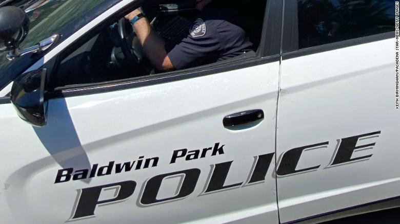 California police officer charged with assaulting a teenager during a traffic stop