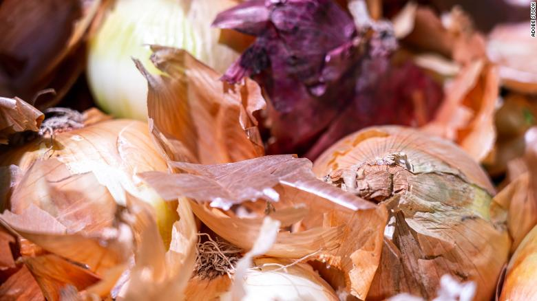 If you don't know where your onions came from, throw them away to prevent salmonella, CDC says