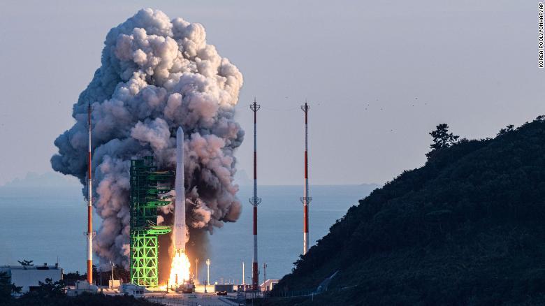 South Korea fails to put dummy satellite into orbit