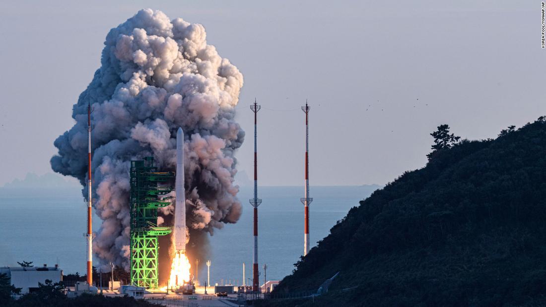 SouthKoreafails to put dummy satellite into orbit
