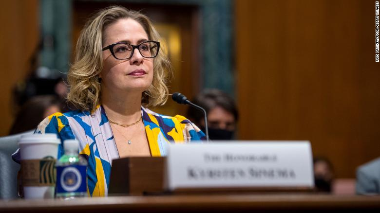 Liberal backlash against Sinema grows on Capitol Hill as potential Arizona challenger emerges