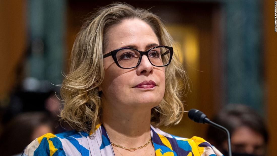 Current Status: Liberal backlash against Sinema grows on Capitol Hill as potential Arizona challenger emerges