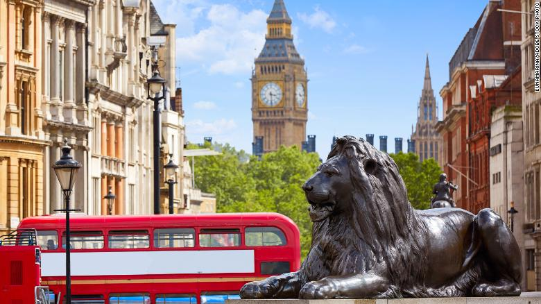 London has more statues of animals than it does of women and people of color, a new study says