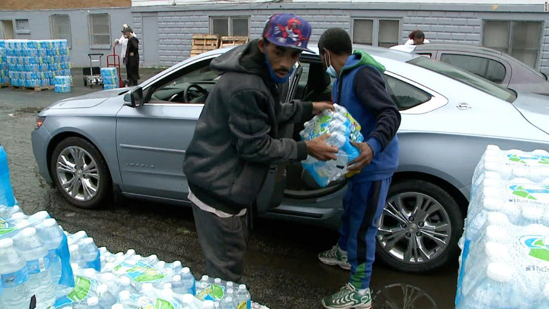 Benton Harbor, Michigan declares state of emergency due to contaminated water