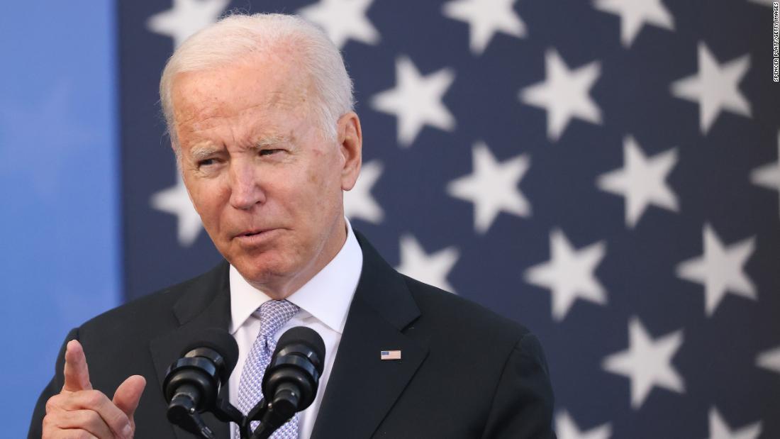 A week that could transform Joe Biden's presidency
