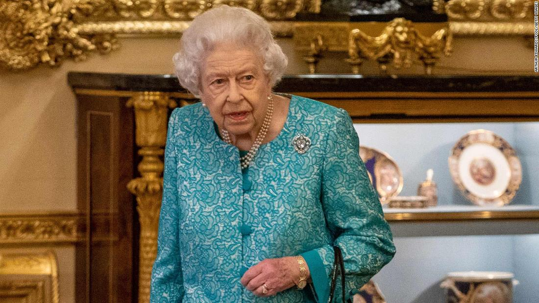 Queen Elizabeth II carries out first official engagements a week after overnight hospital stay