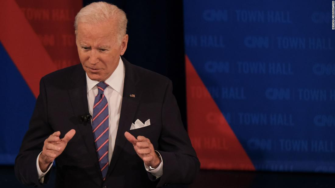 Opinion: Biden is losing ground because he's not answering the tough questions