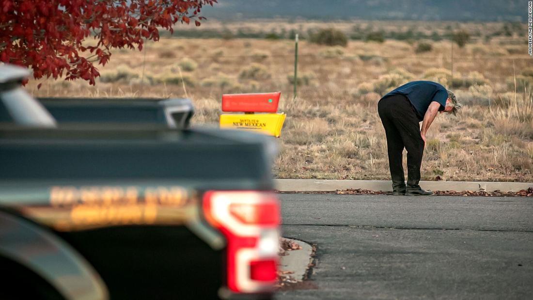 The latest on the Alec Baldwin prop gun shooting