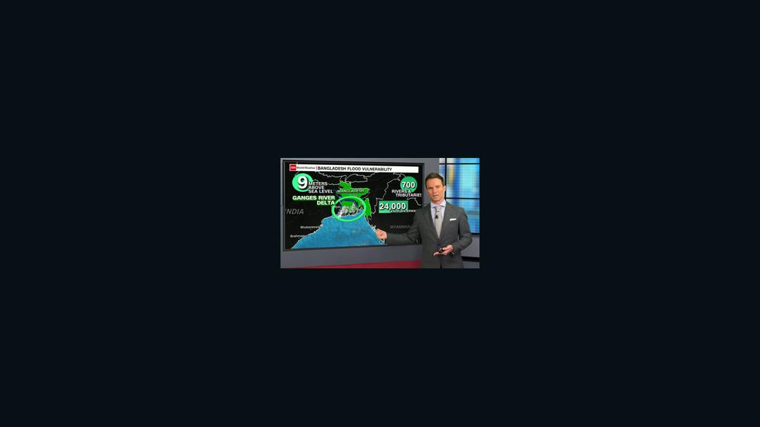 CNN meteorologist explains how climate change threatens global security