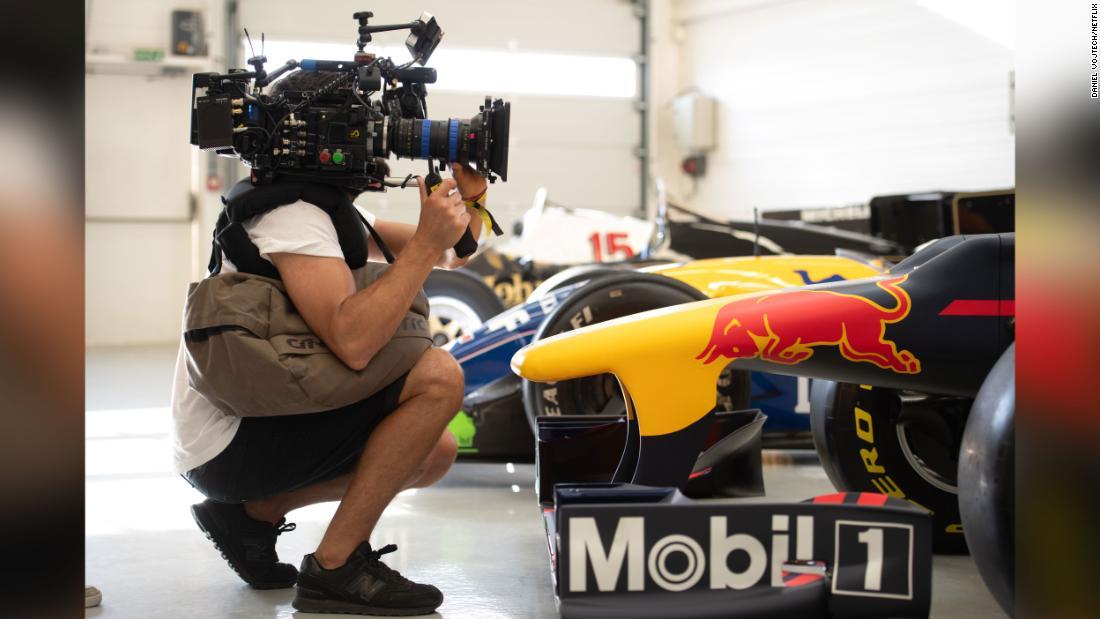 F1 drivers defend Netflix series after Verstappen 'fake' snub