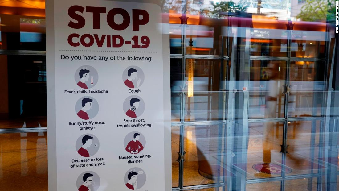 Brain fog in Covid patients can persist for months, study says