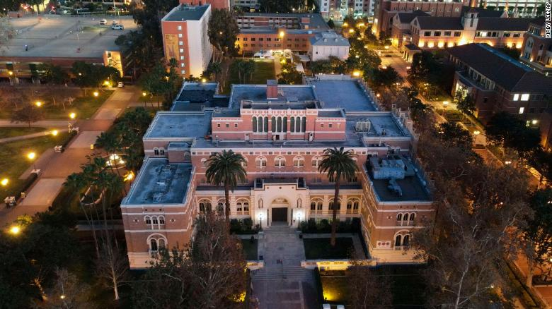 USC is apologizing and awarding honorary degrees to Japanese-American students whose education was disrupted after WWII