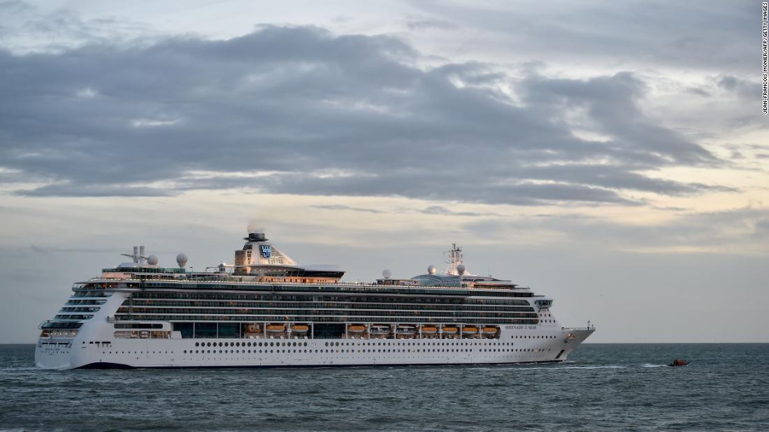 Royal Caribbean announces nine-month world cruise