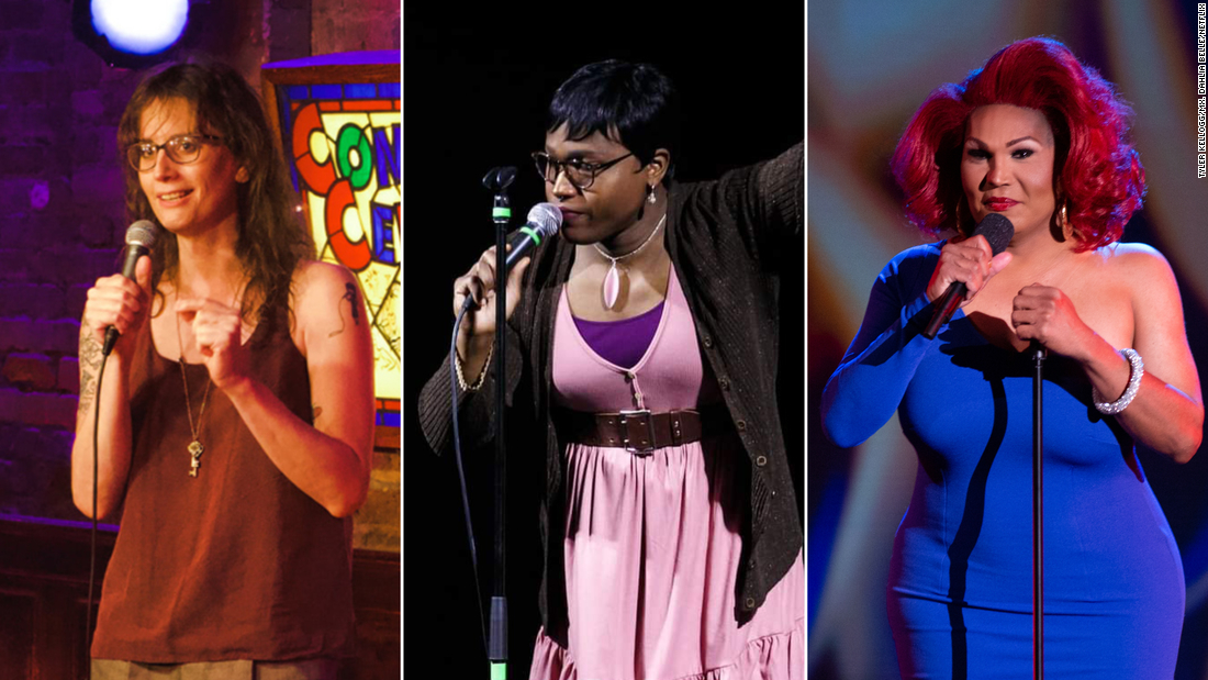 What these trans comedians have to say about Dave Chappelle's jokes at their expense