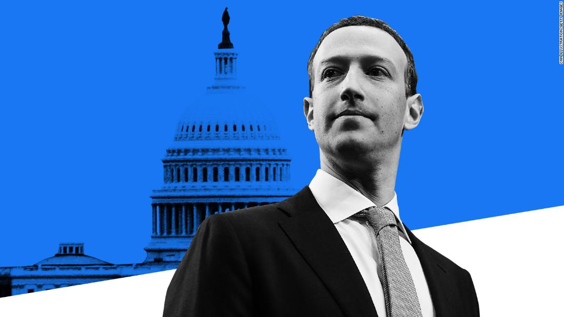 Facebook Papers paint damning picture of company's role in US Capitol insurrection
