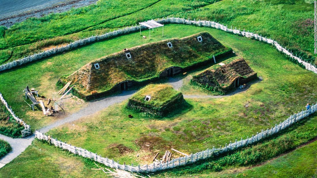 Vikings explored the Americas long before Christopher Columbus