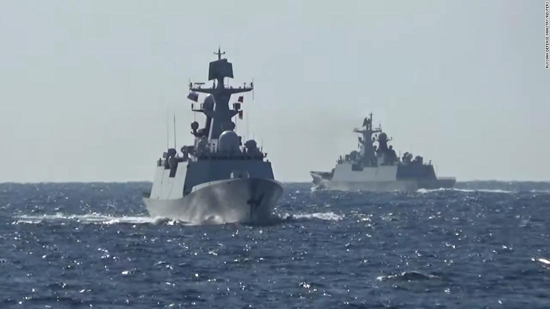 Russia and China hold first joint patrol in the western Pacific, Russian defense ministry says