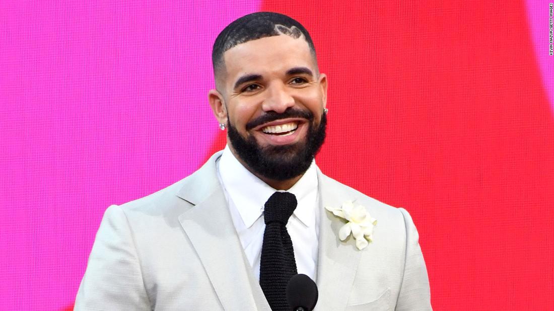 Today Drake celebrates his 35th birthday