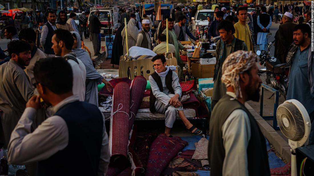Afghanistan is 'hurtling toward collapse'