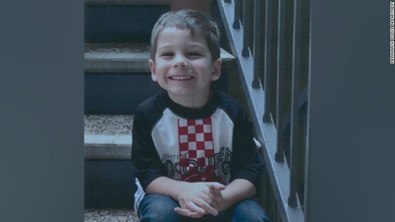 Police believe they found the body of a New Hampshire boy who went missing over a month ago