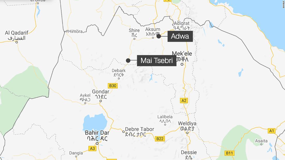 Fresh Ethiopian air force strikes hit Tigray region