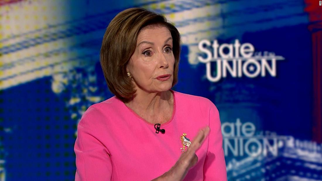 Pelosi says Democrats plan to have 'agreement' on spending bill and vote on bipartisan infrastructure bill next week