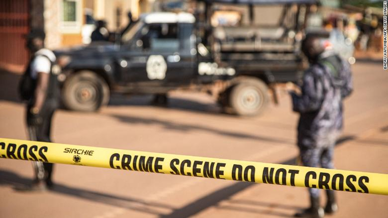 Deaths and injuries reported in Uganda blast amid heightened terror threat