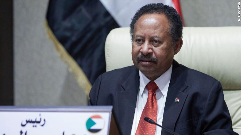 Sudan Prime Minister's house surrounded by military and top government officials reportedly arrested